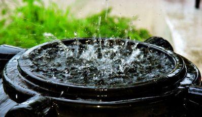 wie erstelle ich einen Regenwassertank