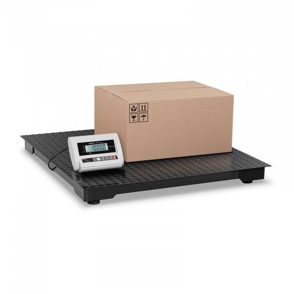 Balance au sol ECO - 1000 kg / 0,5 kg - LCD