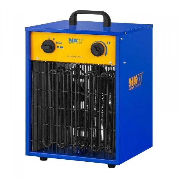 Chauffage à air pulsé électrique avec fonction de refroidissement - 0 à 85 °C - 9 000 W