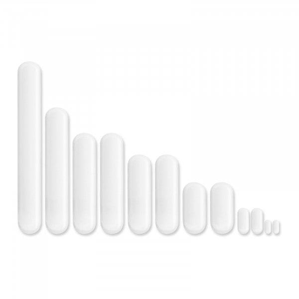 Kit de barres d'agitation magnétiques - 12 pièces