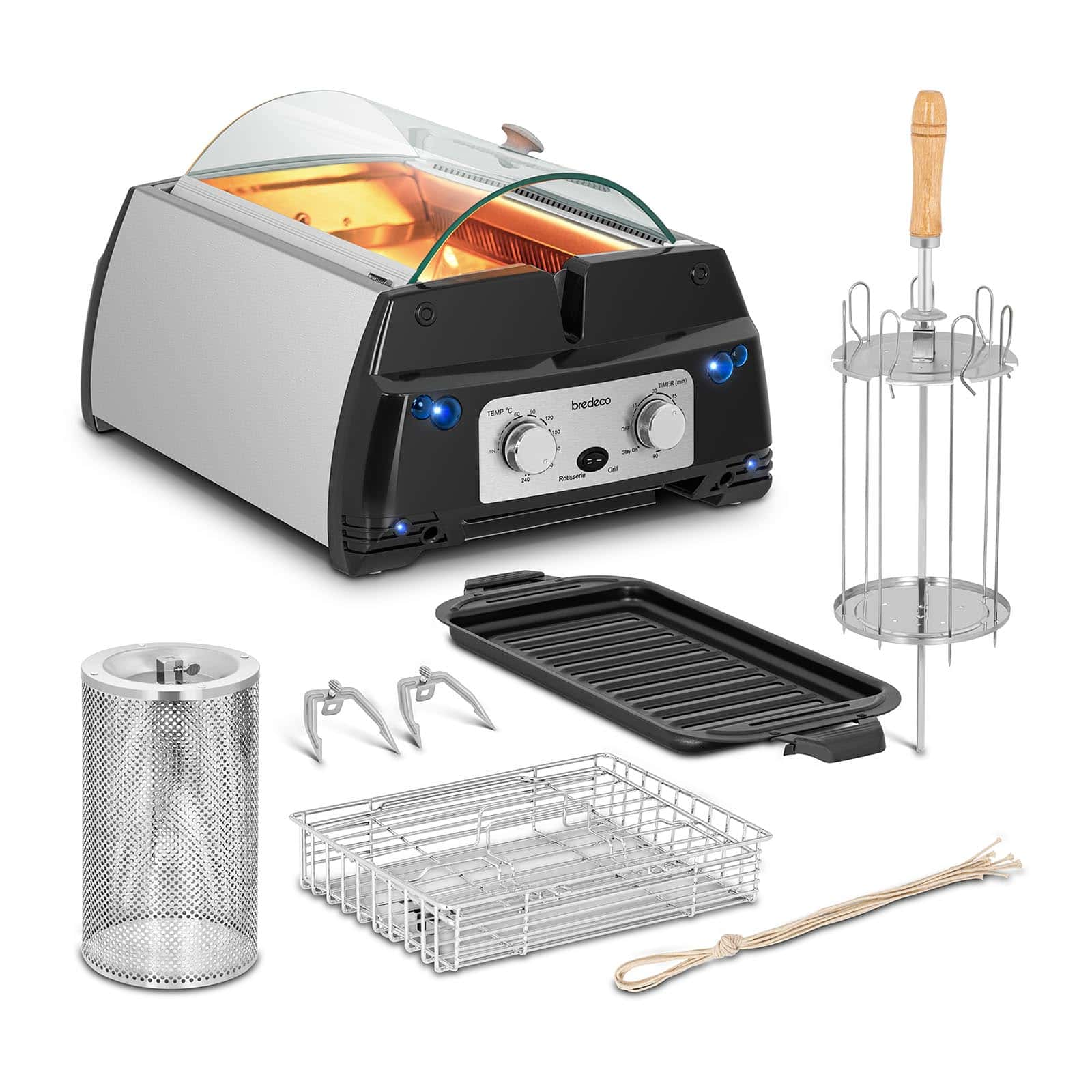 Grill infrarouge