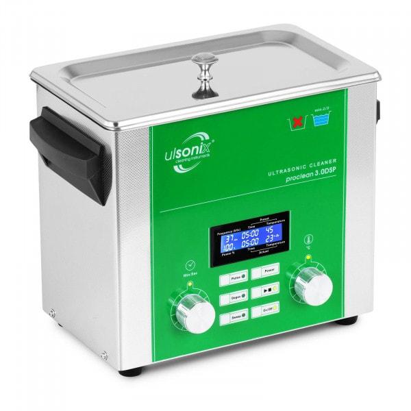 Nettoyeur à ultrasons - 3 litres - Degas - Sweep - Puls