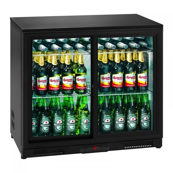 Occasion Frigo boisson - 208 L - Intérieur aluminium