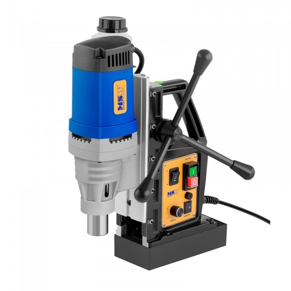 Perceuse magnétique - 1 680 watts - 370 tr / min - Queue Weldon 19 mm