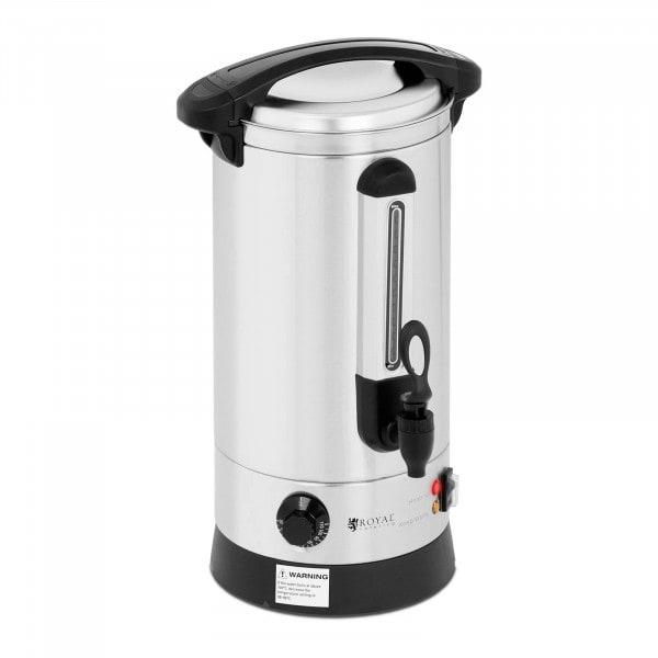 Distributeur d'eau chaude - 8,7 L - 1 500 W - double paroi
