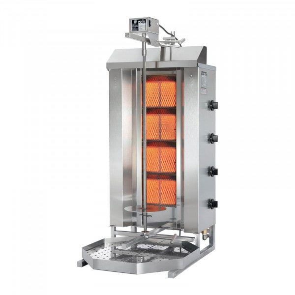Machine à kebab - 11200W - Propane-butane