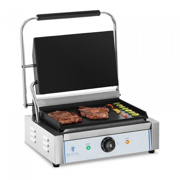 Machine à panini - Lisse - 2200 W