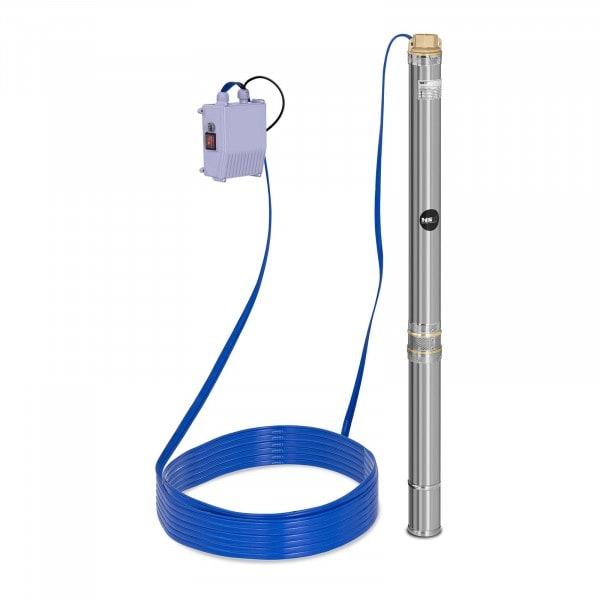Occasion Pompe immergée - 3 800 L/h - 550 W - acier inoxydable