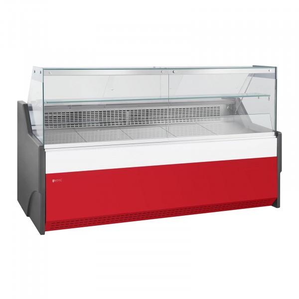 Vitrine gastronomique réfrigérante - 470 L - LED