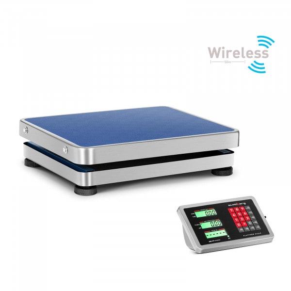Balance plateforme sans fil - 150 kg / 20 g