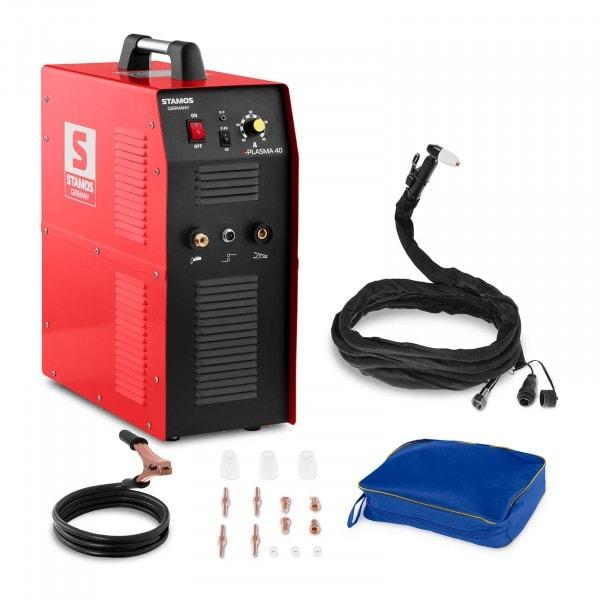 Découpeur plasma - 40A - 230V - Compresseur pneumatique intégré