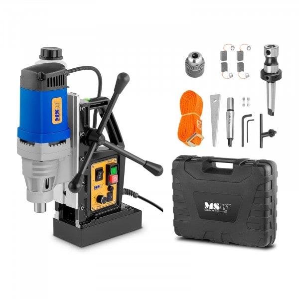 Perceuse magnétique - 1 380 watts - 600 tr / min - Queue Weldon 19 mm