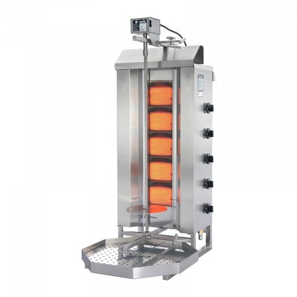 Machine à kebab - 8750W - Gaz naturel