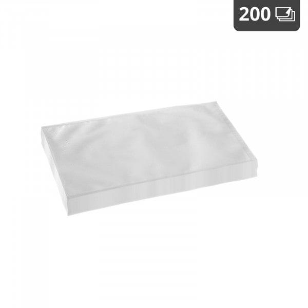 Sacs sous vide - 30 x 20 cm - 200 pièces