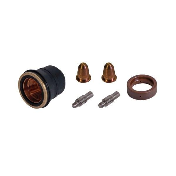 Gesamtansicht von Plasma Ersatzteilset - Prolox60 / Trexus50 - Set K