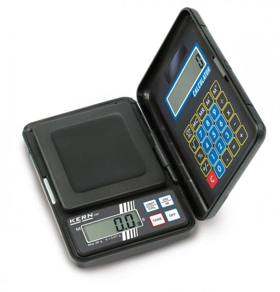 KERN Balance de poche CM - 320g / 0,1g - 180g
