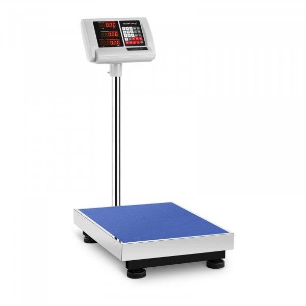 Balance plateforme - 150 kg / 10 g - 0 5 40 x 50 cm