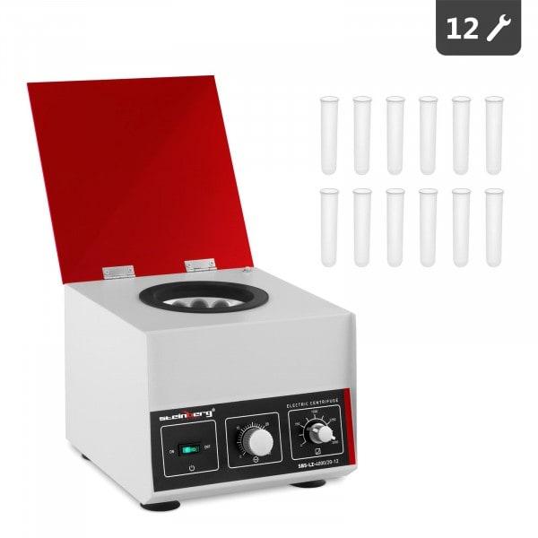 Centrifugeuse laboratoire - 12 x 20 ml - RZB 1.150 g