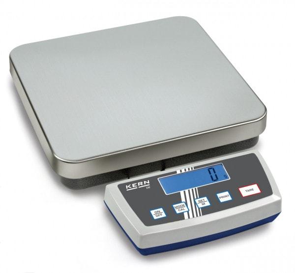 KERN Balance plateforme en acier inoxydable DE-D - 35kg