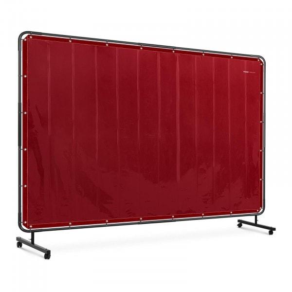 Rideau de soudure - Avec cadre - 240 x 180 cm