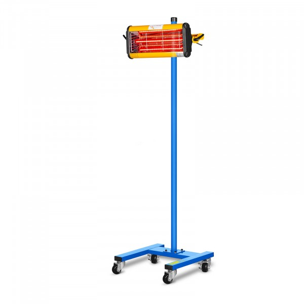 Lampe infrarouge carrosserie - 1100 W - 1 émetteur