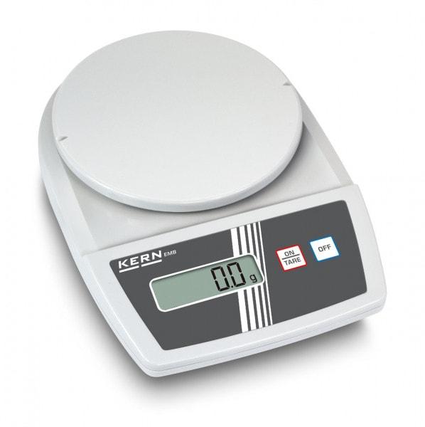 KERN Balance de précision EMB - 2200g / 1g