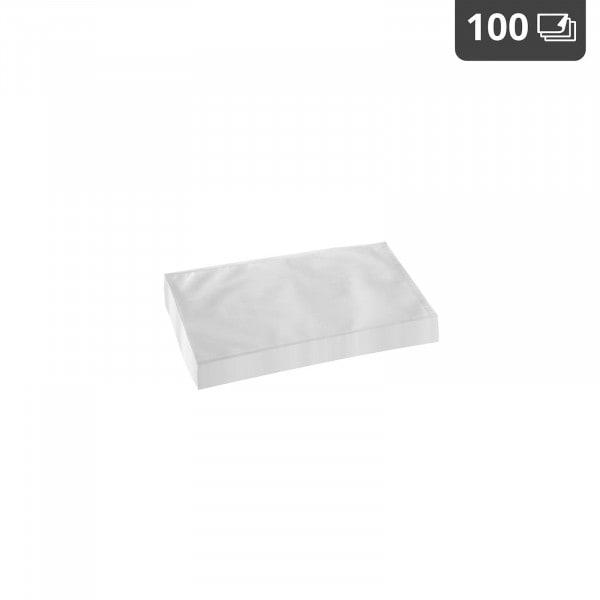 Sacs sous vide - 25 x 15 cm - 100 pièces
