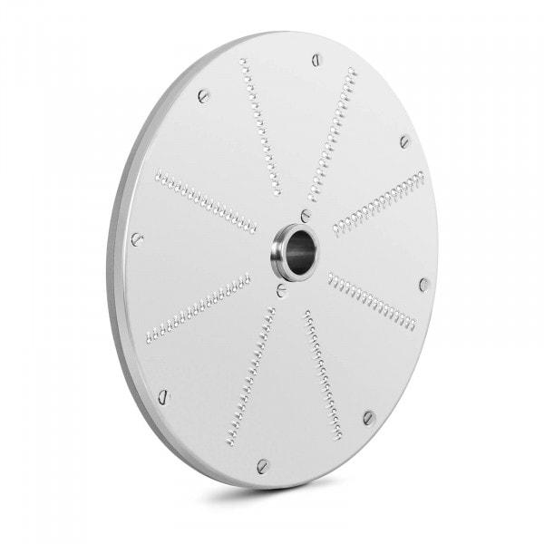 Disque à râper - 205 mm - Épaisseur de coupe 2 mm - Inox
