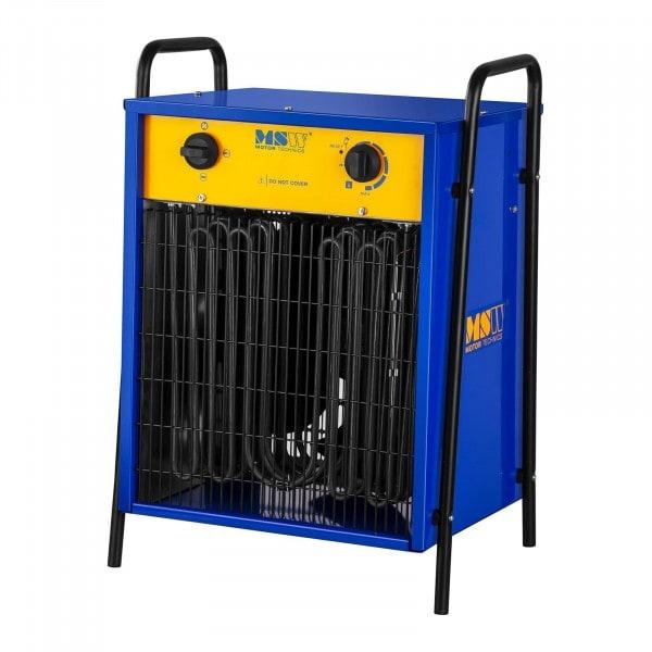 Occasion Chauffage à air pulsé électrique avec fonction de refroidissement - 0 à 40 °C - 22 000 W