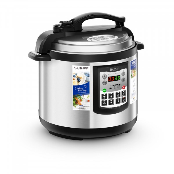 Occasion Robot multicuiseur - 8 litres - 1 250 W