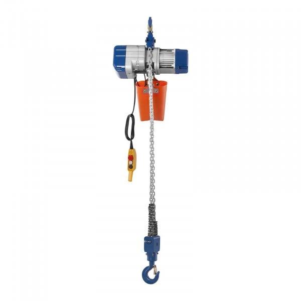 Palan à chaîne électrique - 2 000 kg - 3 m