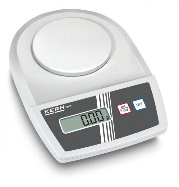 KERN Balance de précision EMB - 600g / 0,01g