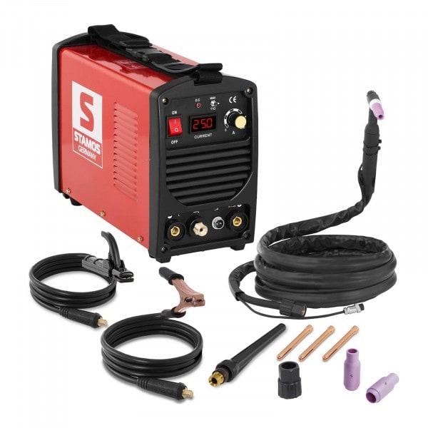 Poste à souder TIG - 250A - 230V - portatif
