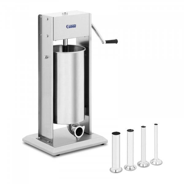 Poussoir à saucisse vertical - 15 litres