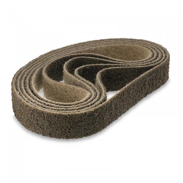 Bandes abrasives - 760 x 40 mm - Granulation grossière