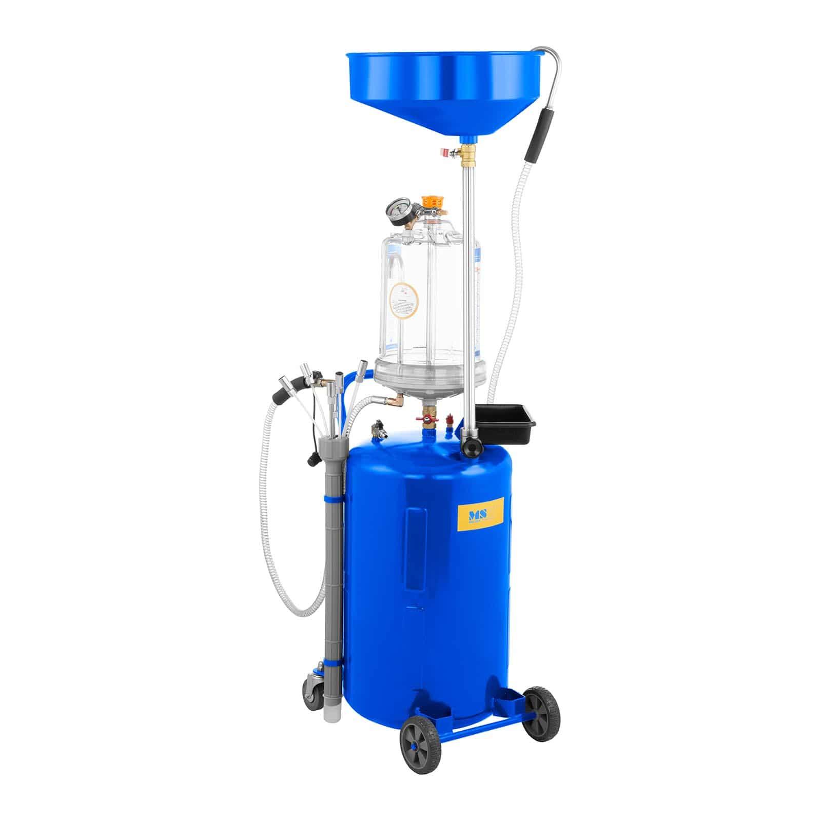 Aspirateur vidange huile moteur