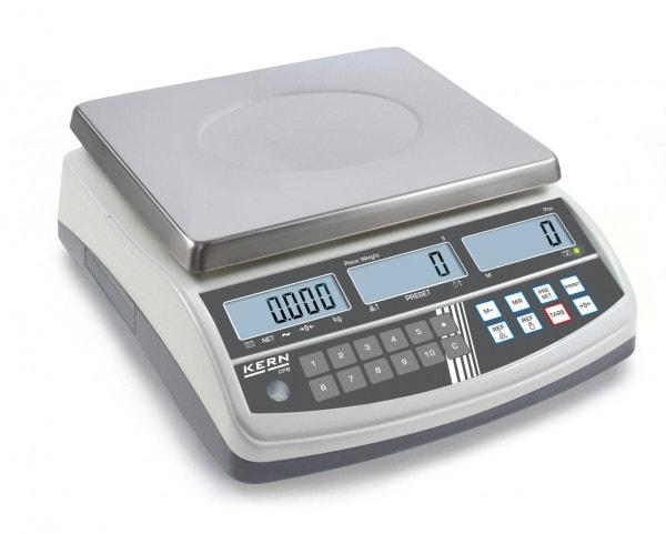 KERN Balance compteuse - 6.000g / 1g