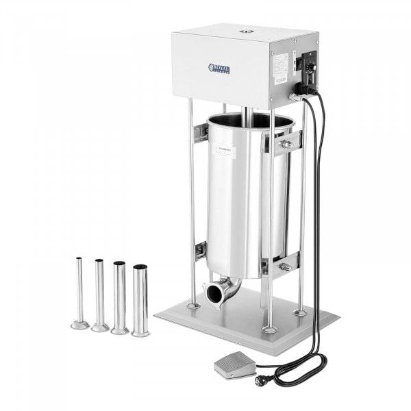 Poussoir à saucisse électrique - 15 litres