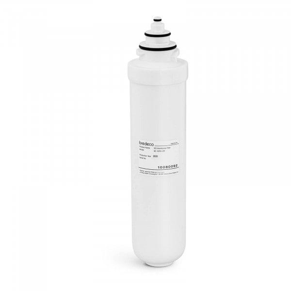 Filtre à osmose inverse pour distributeur d'eau chaude - 0,0001 µm