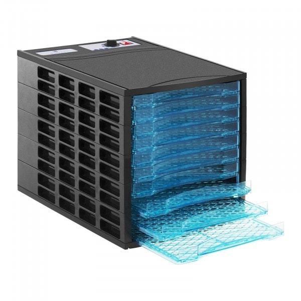 Déshydrateur alimentaire - 630 watts - 10 étages