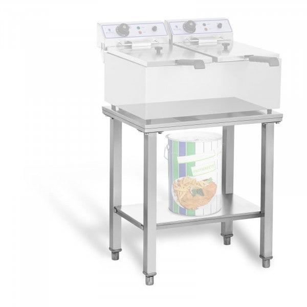 Table pour friteuse - 62 x 42 cm