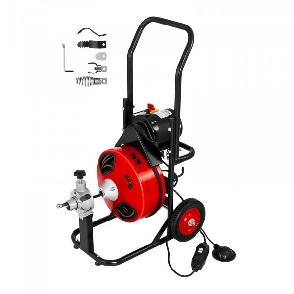 Furet électrique 390 watts Ø 25 - 125 mm