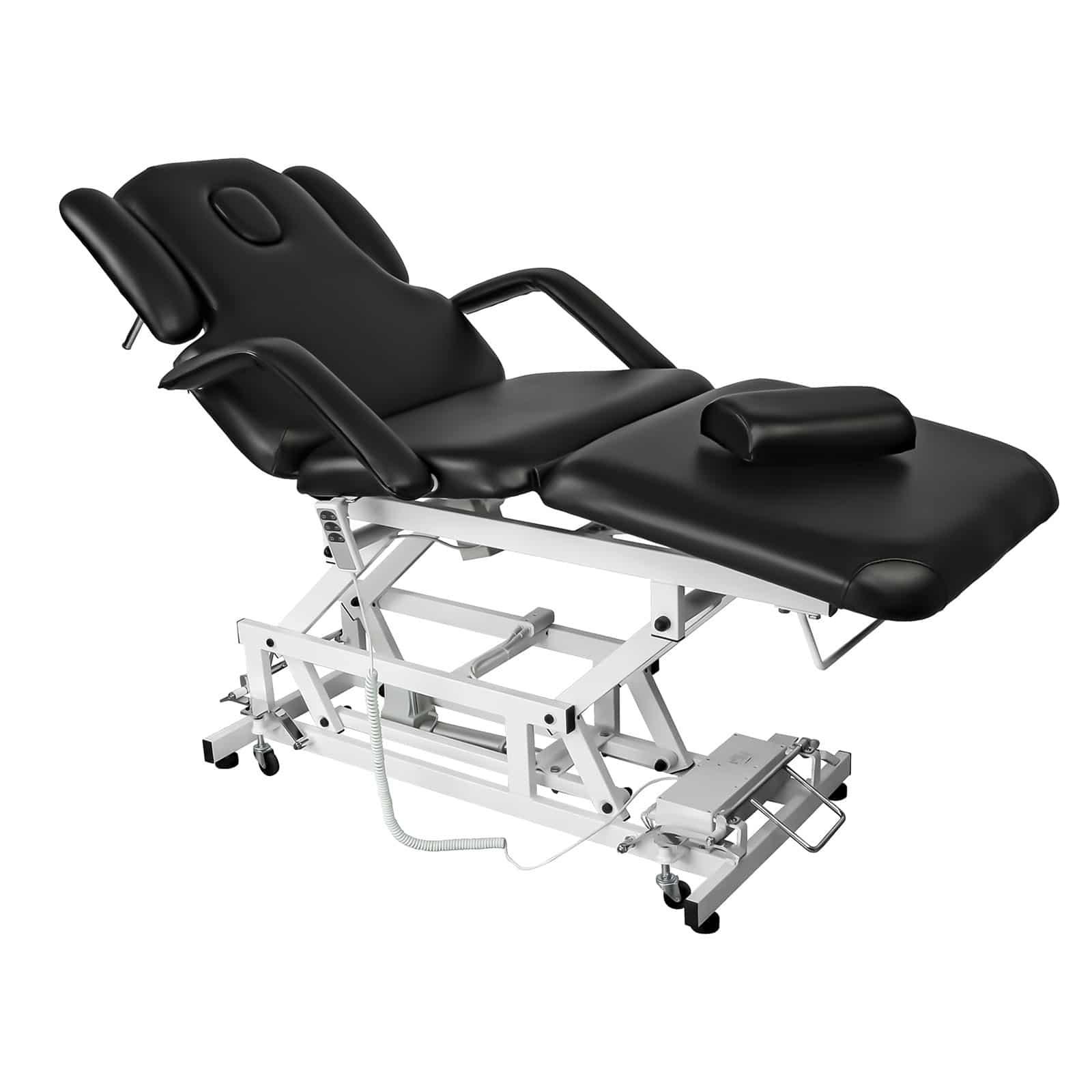 Table de massage lectrique delirious noir - Table electrique osteopathie occasion ...