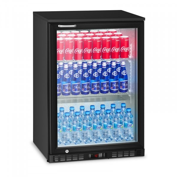 Occasion Frigo à boissons - 138 L - 81 W - Noir