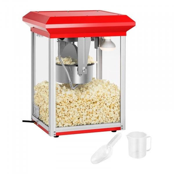 Machine à popcorn rouge - 8 oz