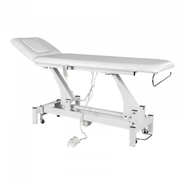 Table de massage confortable RELAXO | Blanc