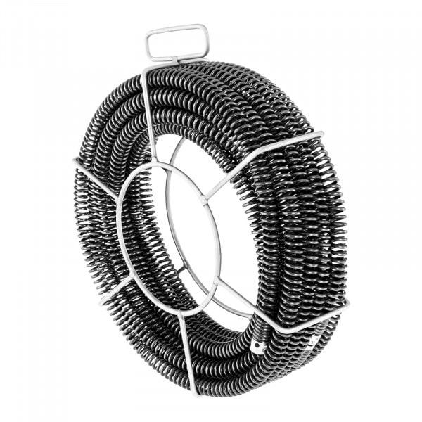 Spirales de plomberie - Lot de 3 x 4,6 m - Ø 22 mm