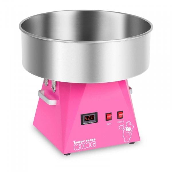 Machine à barbe à papa - 52 cm - rose