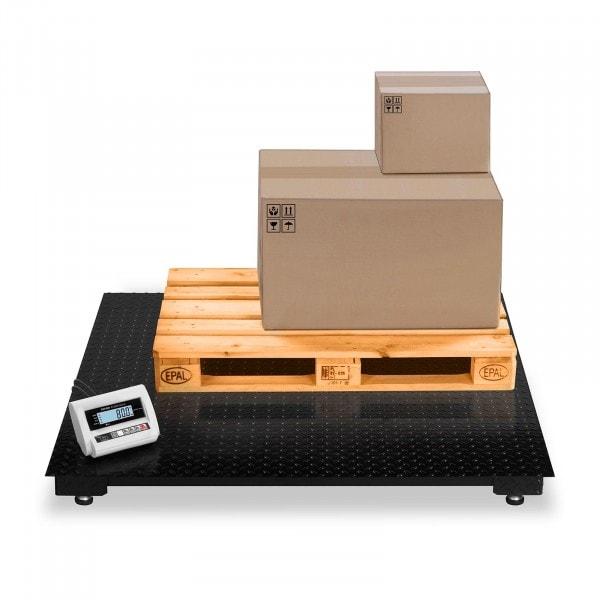 B-WARE Balance au sol - 5t / 2kg - LCD