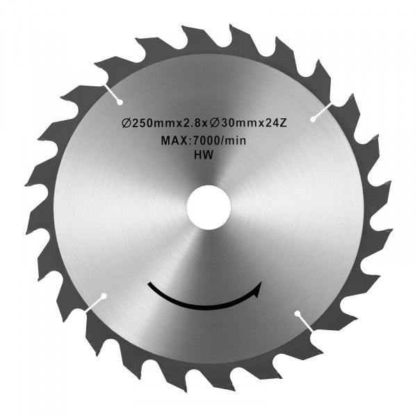 Scie de rechange pour scie circulaire - Ø 250 mm